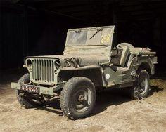 WW 2 Jeep