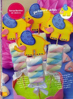 Revistas de manualidades Gratis: Souvenirs Con goma eva paso a paso