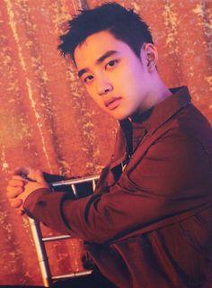 D.O - 160908 SMTown Coex Artium merchandise - Credit: MoncherDo. Kyungsoo, Chanyeol, Chanbaek, Kaisoo, 2ne1, Shinee, Got7, Two Worlds, Oppa Gangnam Style