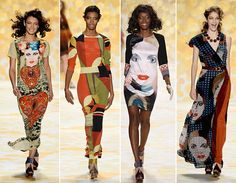 Desigual Fall/Winter 2014-2015 Collection - New York Fashion Week  #NYFW