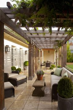 Gardening and Landscaping Outdoor Rooms - Patios :: Muse Architects, home of Loi Thai of Tone on Tone