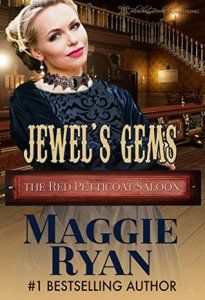 The Red Petticoat is not just another whorehouse. This is a place for every painted lady to get her happy ending. Madame Jewel and her 'gems' welcome hardworking men to come inside for a home-cooked meal or a few hands of cards. They are invited to listen…