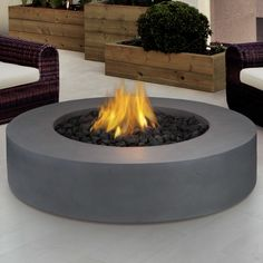 You'll love the Mezzo Propane Fire Pit Table at Wayfair - Great Deals on all Furniture products with Free Shipping on most stuff, even the big stuff.