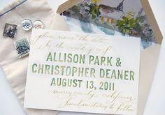 A Lowcountry Wedding - Charleston, Myrtle Beach & Hilton Head's Favorite Wedding Resource: Save the Dates {Wedding Details}
