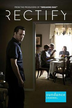 ***  Rectify (TV Series 2013– )