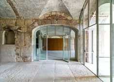 FerroFinestra by Mogs for the restoration of the bakery Santa Marta (VR)