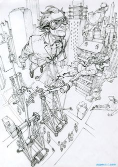 2011 Sketch Collection Basheer Graphic Bookshttp://parkablogs.com/content/kim-jung-gi-2007-sketch-collection).