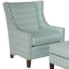 I pinned this Fairfield Arm Chair from the Elizabeth Bauer Design event at Joss and Main!