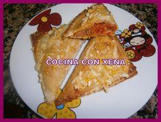 COCINA CON XENA: Empanadillas de pan de molde