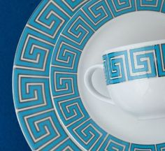Jonathan Adler Dinnerware - Greek Key Pattern
