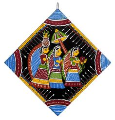Three Women - Wall Hanging (Tikuli Painting on Hardboard) Tikuli Paintings from Bihar HAPPY PUTHANDU ! PHOTO GALLERY  | IMAGES.TAMIL.INDIANEXPRESS.COM  #EDUCRATSWEB 2020-04-13 images.tamil.indianexpress.com https://images.tamil.indianexpress.com/uploads/2020/04/b427-300x164.jpg