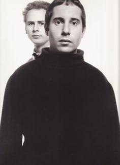 Simon & Garfunkel - Richard Avedon Photography