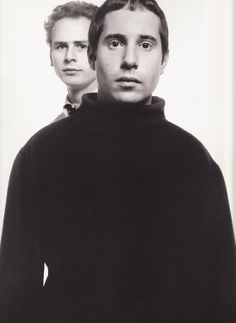 Simon & Garfunkel - Richard Avedon Photography