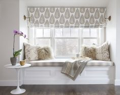 Elements of Style Blog | The What, When and Why of Window Treatments | http://www.elementsofstyleblog.com