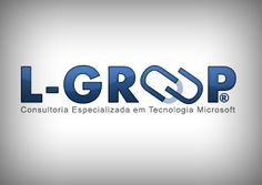 Logo for a technology brazilian company in 2010