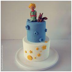 Le Petit Prince Birthday Cake