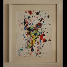 #acrylicpainting #atwork #kunstmalerei #pittura #kunstwerk #malerei #arte #artista #artist #art #artists #abstractart #painting #paint… Frame, Painting, Instagram, Home Decor, Art Paintings, Art Pieces, Decoration Home, Frames, Painting Art