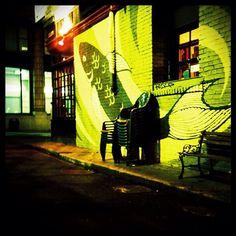 # leocke : Alley