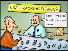 How the Government Tracks You  NSA Surveillance