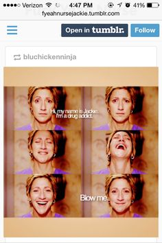 My favourite show ever! F*** Yeah Nurse Jackie Nurse Jackie, Tv Times, How To Be Likeable, Nurse Life, Music Tv, Best Tv, Favorite Tv Shows, Comedians, I Movie