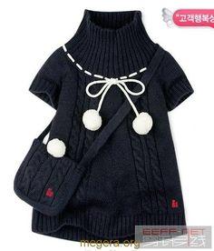 вязание для детей спицами платья - Поиск в Google: