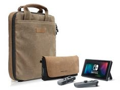 WaterField Designs has 2 new cases to protect your Nintendo Switch