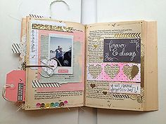 More Happy Little Moments - Pages 9 & 10 by sweetpeaink at @Studio_Calico