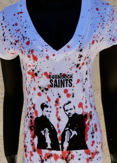 DiY+The+Boondock+Saints+Top+You+choose+the+size,+$22.00. Just bought this