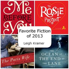 """I read so many great books this year. But when it comes to writing a best of year-end list, I had to consider what fiction I recommended most often, as well as what resonated with me. I'm calling this a """"favorite"""" list because many of the books didn't come out..."""