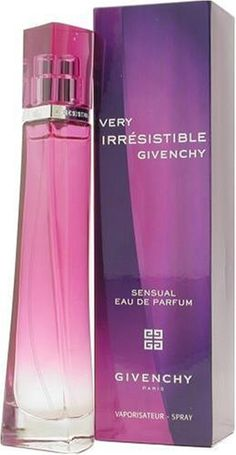 Very Irresistible Sensual By Givenchy For Women, Eau De Parfum Spray, 1-Ounce Bottle