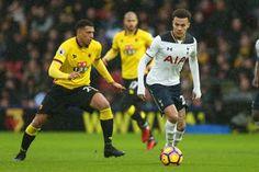 Blog Esportivo do Suíço:  Tottenham atropela Watford e embala quarta vitória seguida antes de pegar o Chelsea