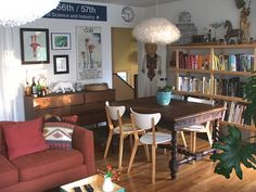 Ashelys West Coast Small Space — Small Cool Contest (Inspiration for my house)