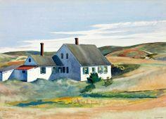 EDWARD HOPPER (1882-1967) Kelly Jenness House