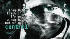 Cool Watch Dogs Control Poster Wallpaper | Game HD Wallpaper