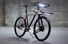 """Oregon Manifest"" 2014: TEAGUE x Sizemore Bicycle's Denny E-Bike"