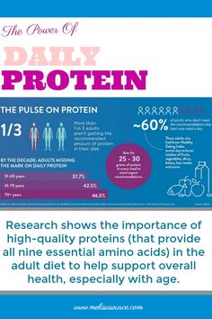 [Sponsored] Did you know that many nutrition experts recommend 25 to 30 grams of protein at every meal for optimal daily nutrition? Yet, more than 1 in 3 adults over 50 still aren�t getting the protein they need daily. Abbott, the maker of Ensure Max Protein, has always been about nourishing adults and helping them live stronger, healthier lives powered by the latest advances in science. #EnsureMaxProtein is available nationwide at most major retailers and online.
