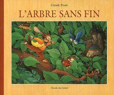 Claude Ponti - une belle histoire pour enfants sur le deuil