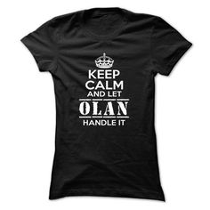 Nice OLAN T shirt - TEAM OLAN, LIFETIME MEMBER Check more at http://designyourownsweatshirt.com/olan-t-shirt-team-olan-lifetime-member.html