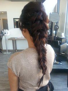Beauty Spa, Hair Beauty, Abs, Dreadlocks, Hair Styles, Hair Plait Styles, Crunches, Hair Makeup, Abdominal Muscles