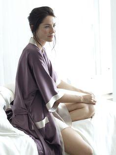 a5a9fb993f47 Women s Silk Bathrobes   Robes