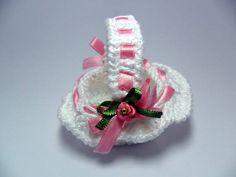 Lembraça de maternidade ou aniversário | Baby Crochê | 1F2F8B - Elo7