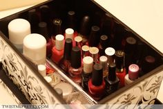 Don't we all just love a fresh manicure? Well let me tell you, there's nothing more frustrating than picking out your favorite color to find you either can't open the lid or that the polish is all goopey and won't go on smoothly. And even worse than that? When it takes ages to dry. Ahhh,…