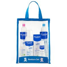 One of our go-to gifts for the second baby is the Newborn Set from Mustela USA. Plus, their shampoo helps treat/prevent cradle cap! #babygift #giftidea