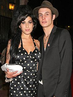 #AmyWinehouse's Ex-Husband Blake Fielder-Civil Is in a Coma Due to Heroin & #Alcohol