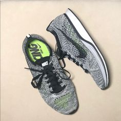 the latest 2a0e7 6d018 Nike Shoes   Nike Flyknit Racer Oreo   Color  Black   Size  6.5