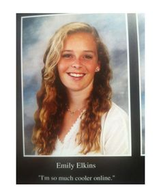 Ultimate yearbook collection of Senior Quotes of 2014 for graduating high-school & university students. Each senior quote has one quality: Awesomeness. Senior Yearbook Quotes, Yearbook Photos, High School Quotes, High School Yearbook, Quotes For Graduating Seniors, Pin Up, Graduation Quotes, Photo Quotes, Quotes Quotes