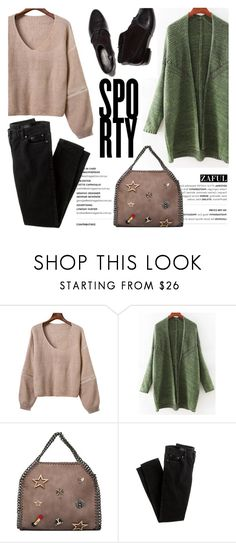 """""""http://www.zaful.com/?lkid=16334"""" by helenevlacho ❤ liked on Polyvore featuring J.Crew and zaful"""