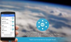 Here's how to make Google Now even better than you ever dreamed click here:  http://infobucketapps.com