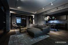 Modern home interior by YoDezeen 01