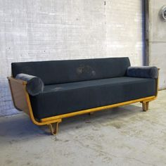 For sale through RetroStart: MB01 Sofa from the fifties by Cees Braakman for…